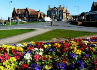 Hunstanton Green in Springtime
